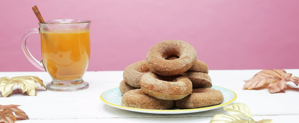 These Vegan Apple Cider Doughnuts Are Your New Fall Go-To