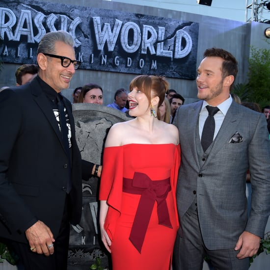 Celebrities at the Jurassic World: Fallen Kingdom Premiere