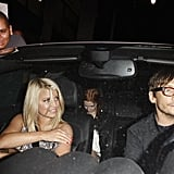 Photos of Jessica and Ashlee Simpson