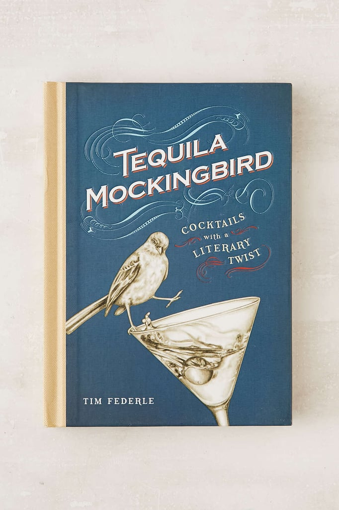 Cocktails With a Literary Twist Book ($10)