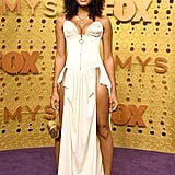 Indya Moore Is Louis Vuitton's New Muse in This Emmys Dress