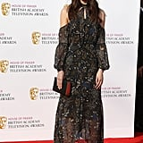 Gemma Chan at the 2016 BAFTA TV Awards