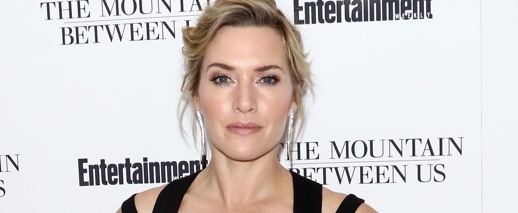 Kate Winslet's Best Mood-Boosting Self-Care Tip? Throw Out Your Scale