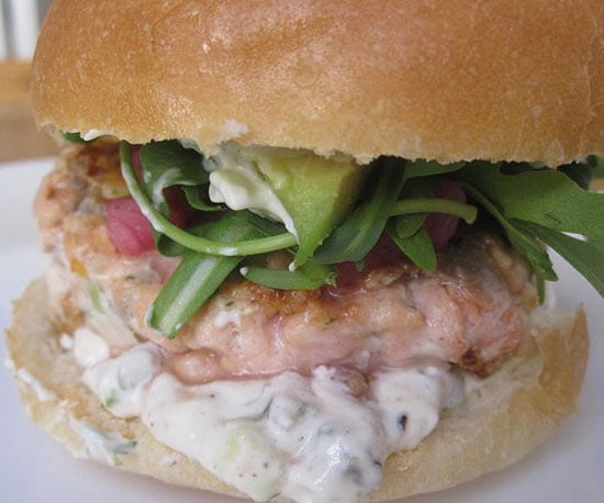 Recipe of the Day: Salmon Burger