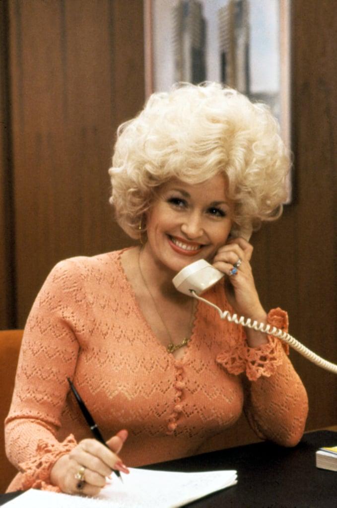 In 1980, Dolly Parton Had Big, Bouncy Hair