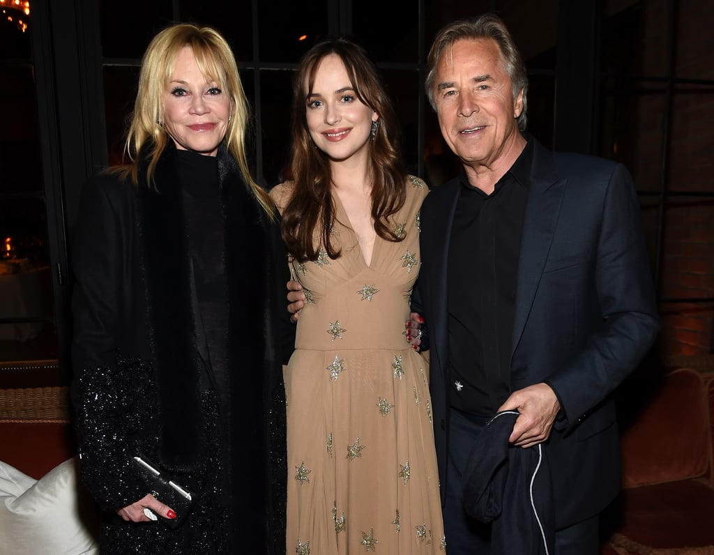 Dakota is the progeny of Don Johnson and his ex Melanie Griffith.