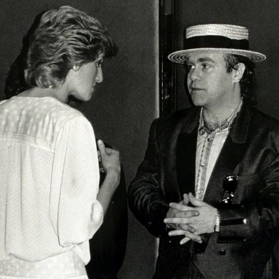Princess Diana's Friendship With Elton John