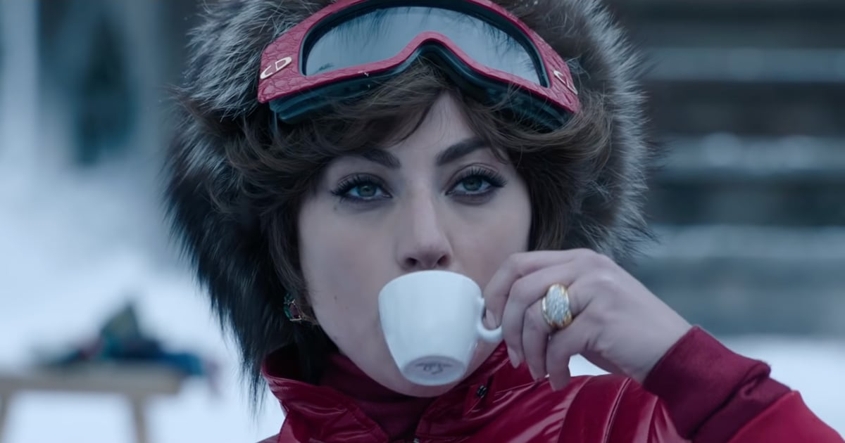 Watch the House of Gucci Trailer, Starring Lady Gaga, Adam Driver, and an Espresso Cup.jpg
