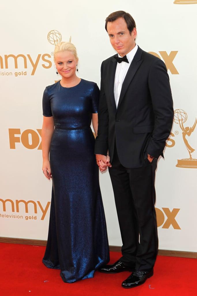 Amy Poehler and Will Arnett, 2011