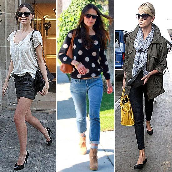 Celebrity Style Quiz For September 26, 2011