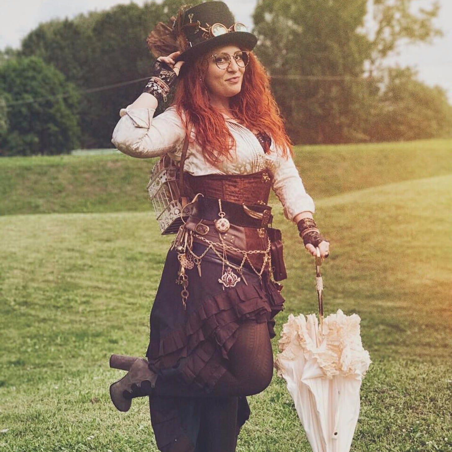 sc 1 st  Popsugar & Steampunk Costume Ideas | POPSUGAR Love u0026 Sex