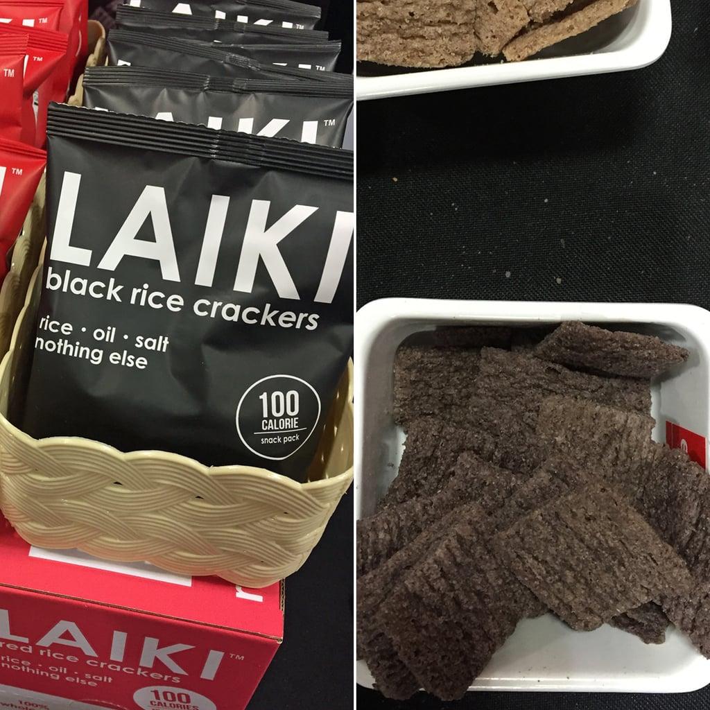 Laiki Black Rice Crackers