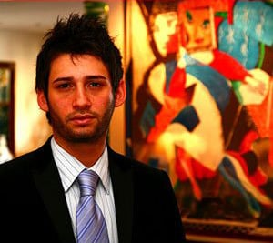 This Just In: Million Dollar Listing Star Josh Flagg Arrested For Art Theft