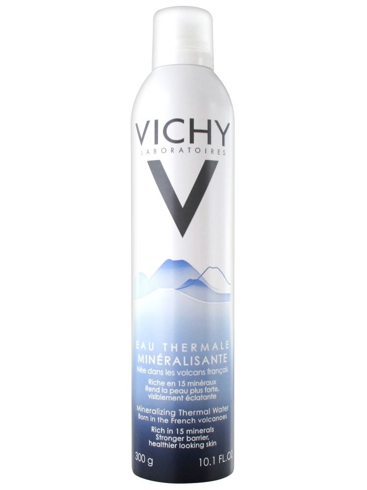 Vichy's Mineralizing Thermal Water