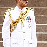 October: Harry Became the Queen's Personal Aide-de-Camp