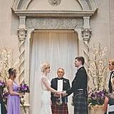 Geeky Scottish Wedding