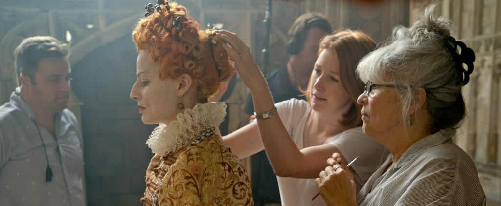 Mary Queen of Scots Hair and Makeup Interview