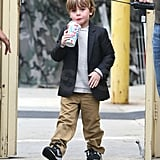 Britney Steps Out With Jayden Ahead of Her New Single's Release Tonight!