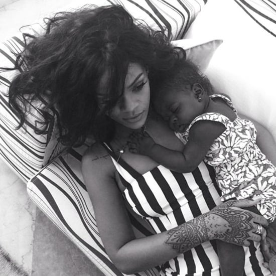 Pictures of Rihanna and Her Niece Majesty