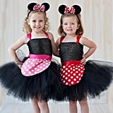 Little Miss Mouse Tutu Dress