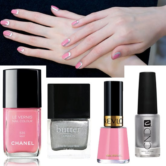 Copy Chanel's Couture Manicure With These Polish Duos