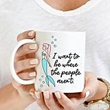 Introvert Mug ($14-$16)