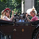 Princess Beatrice and Sophie, Countess of Wessex