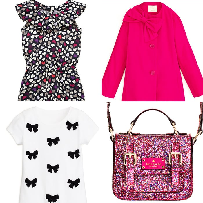 Kate Spade New York Launches Kids' Line