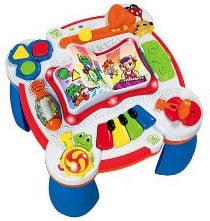 Ecomomics: LeapFrog Learning Table Half Off!