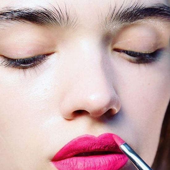 Fashion Week Backstage Beauty Instagram Pictures Spring 2017