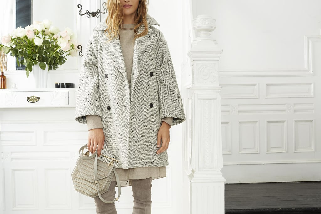 A Stylish Structured Coat