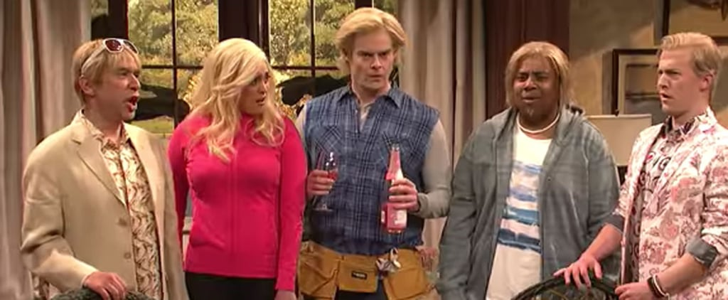 The Californians Sketch on SNL March 2018 Video