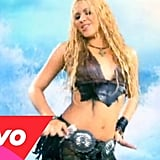 "Shakira — ""Whenever, Wherever"""
