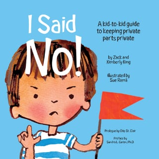 Kids Books About Sexual Abuse