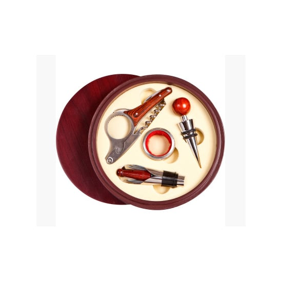 Alta Linea Wine Accessories, $49.95