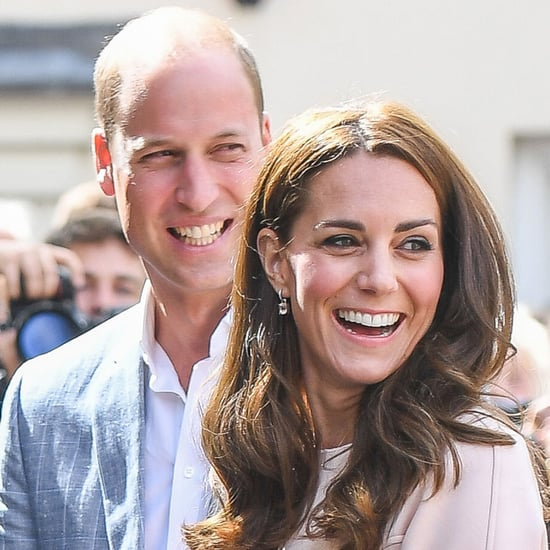 Kate Middleton and Prince William in Cornwall September 2016
