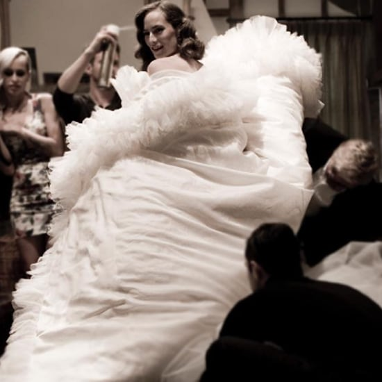 Charlotte Olympia's Wedding Dress