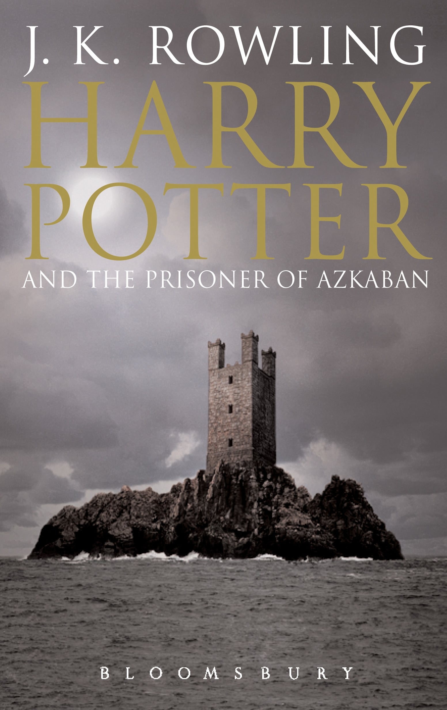 Harry Potter and the Prisoner of Azkaban, UK Adult
