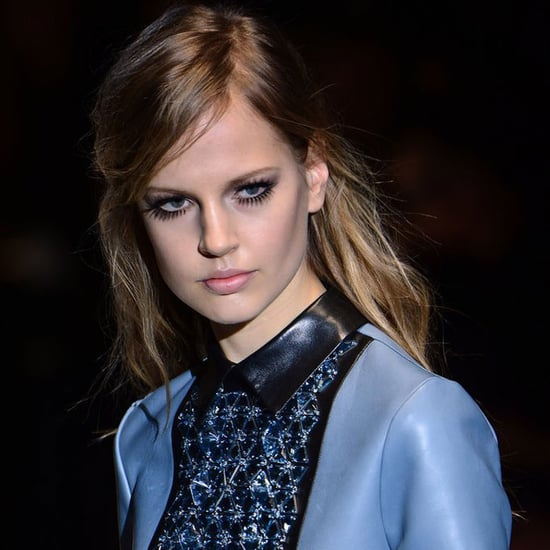 Winter Hair and Makeup Trends From 2014 Fashion Week