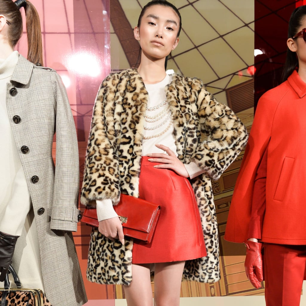 Kate Spade New York Fall 2014 Runway Show | NY Fashion Week