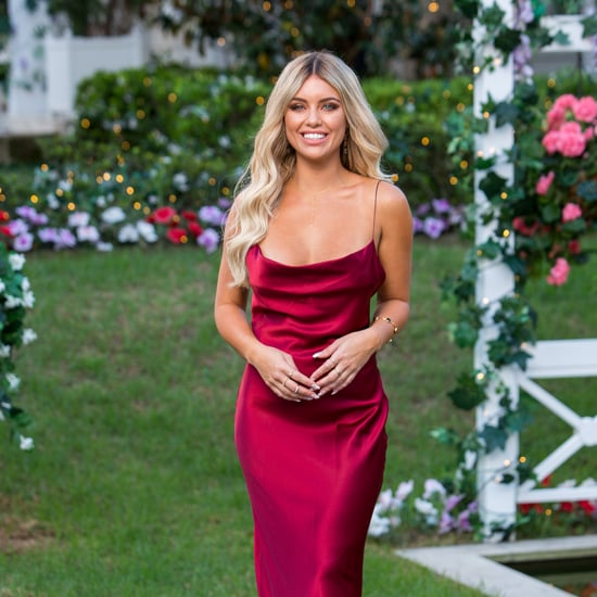 Monique Morley Single Date The Bachelor Australia