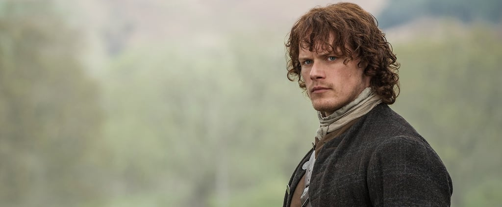 Outlander's Sam Heughan Teases a Season 3 Surprise That Will Blow Everyone's Minds