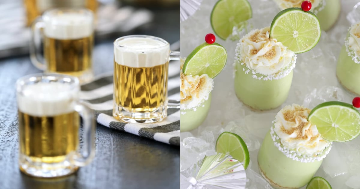 Celebrate St. Patrick's Day With These Festive Shot Recipes That Are Sure to Get You Fluthered