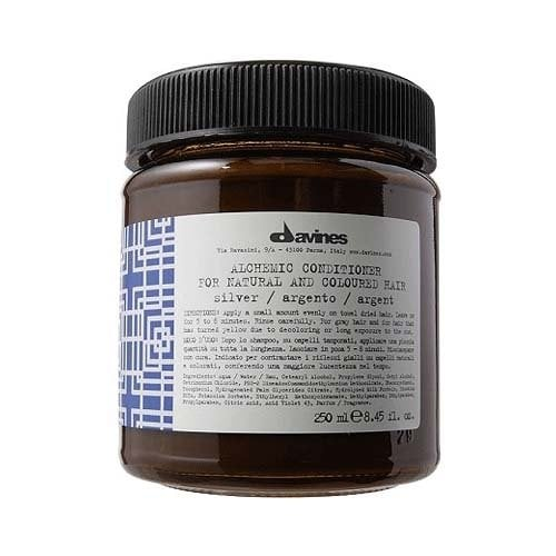 Davines Alchemic Silver Conditioner ($30)