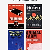 Books With Over a Million Ratings on Goodreads