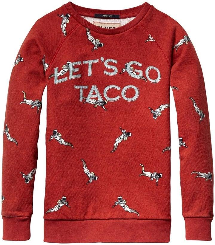 Let's Go Taco Sweatshirt