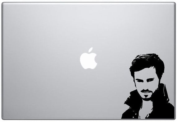 Captain Hook Decal ($5)