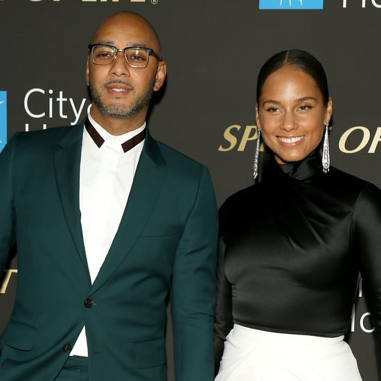 Swizz Beatz Removed Alicia Keys's Acrylic Nails at Home
