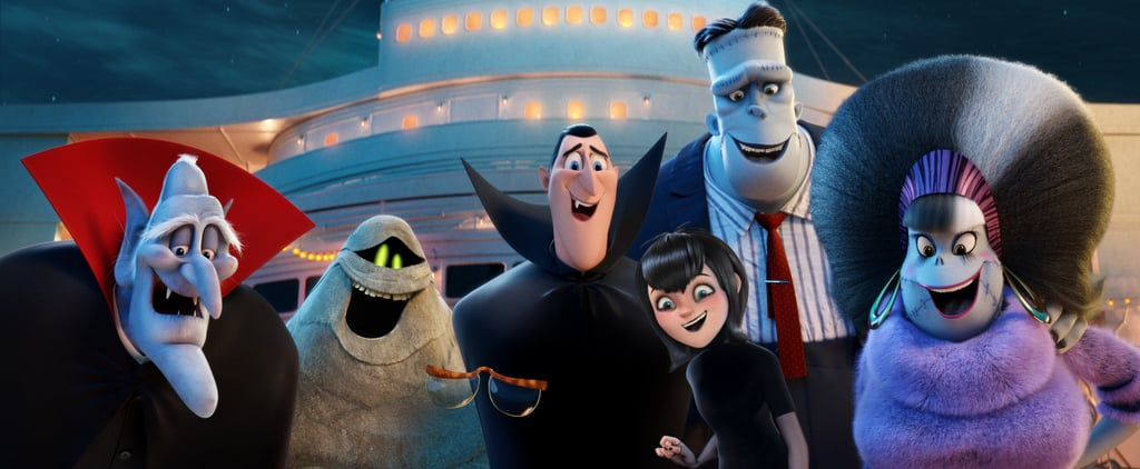 Dracula Is Looking For Love in the Hotel Transylvania 3 Trailer, Which Will Actually Make You LOL