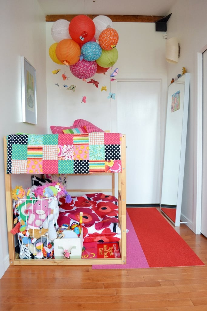 Ikea hacks for kids rooms popsugar moms for Room decor hacks